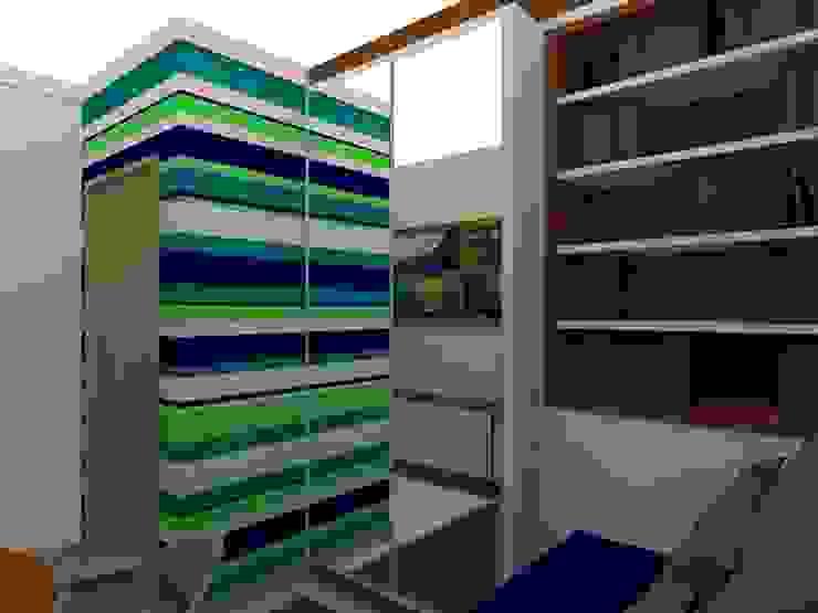 Dormitório Menino HP Quartos clássicos por Nádia Catarino - Arquitetura e Design de Interiores Clássico Madeira Efeito de madeira