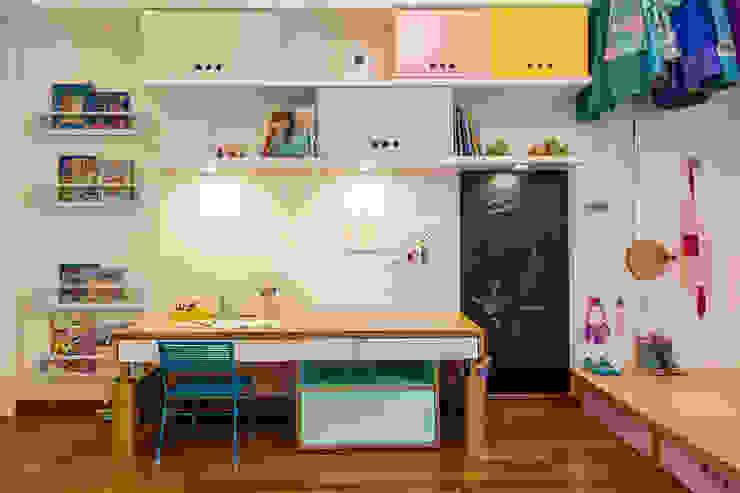 Hana Lerner Arquitetura Minimalistische kinderkamers