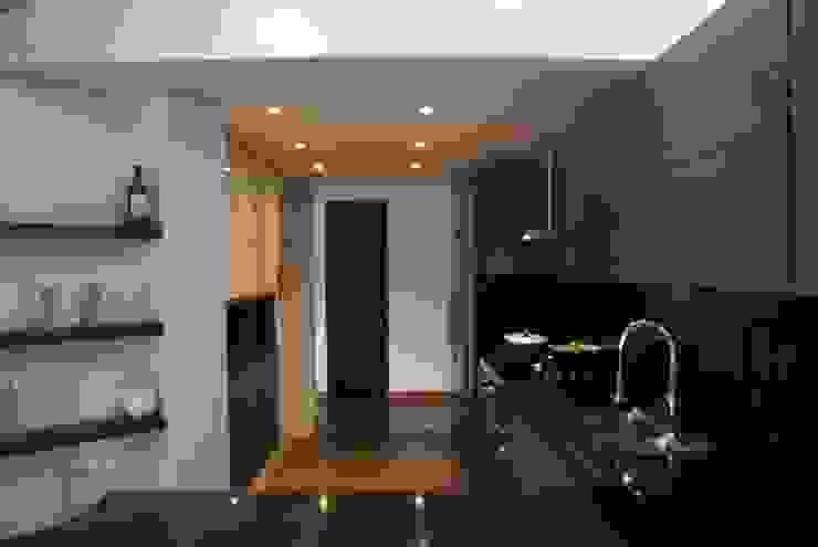 Remodelación Penthouse: Cocinas de estilo  por Vowen,