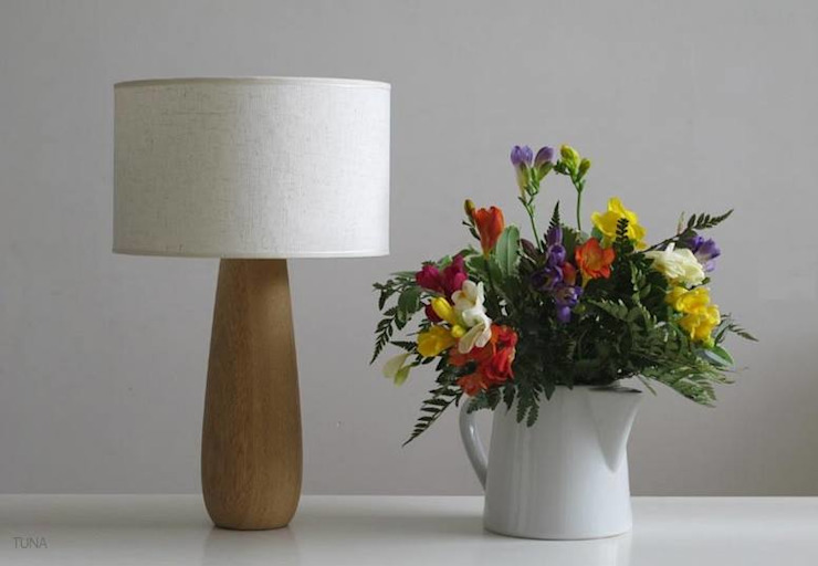 Angelo Luz + Diseño Living roomLighting Kayu White