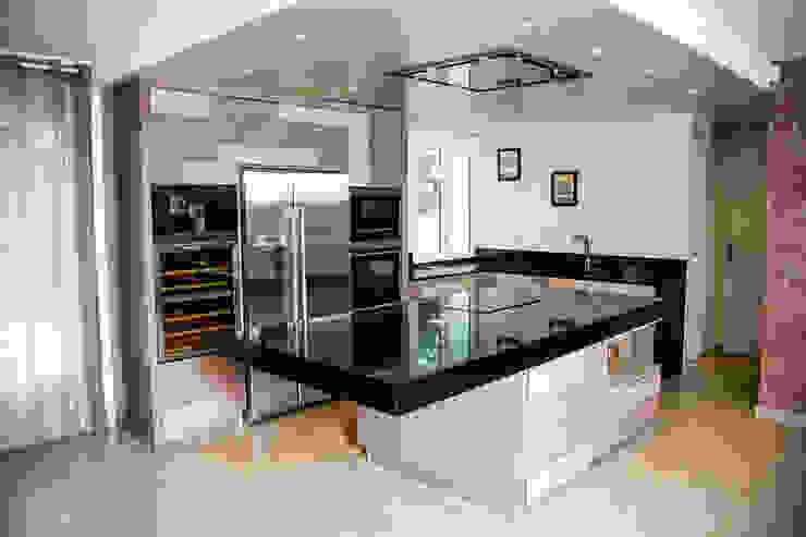 LUSIARTE Moderne Küchen