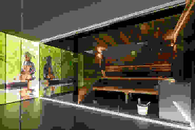 Spa modernos de Hesselbach GmbH Moderno