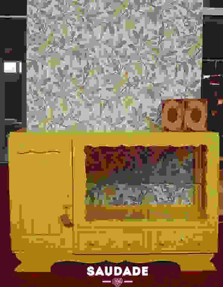 van Saudade - Restyling de mobiliário Landelijk Hout Hout