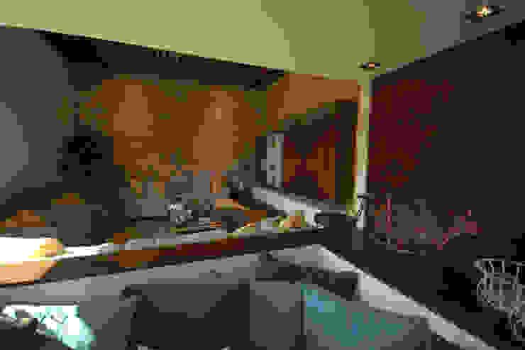 Salas de estilo ecléctico de Lo Interior Ecléctico