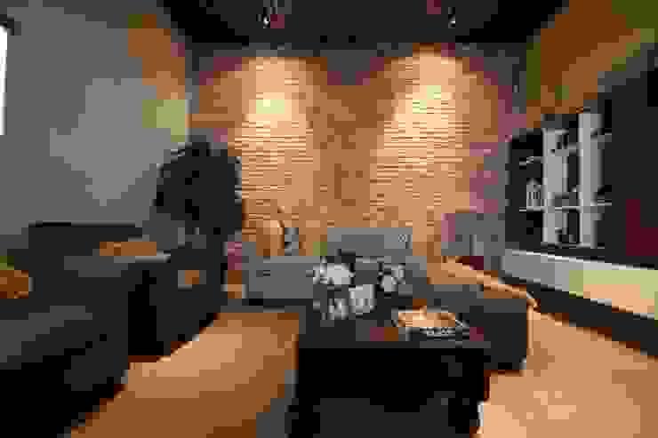 Bilbaoo Residencial Salones eclécticos de Lo Interior Ecléctico