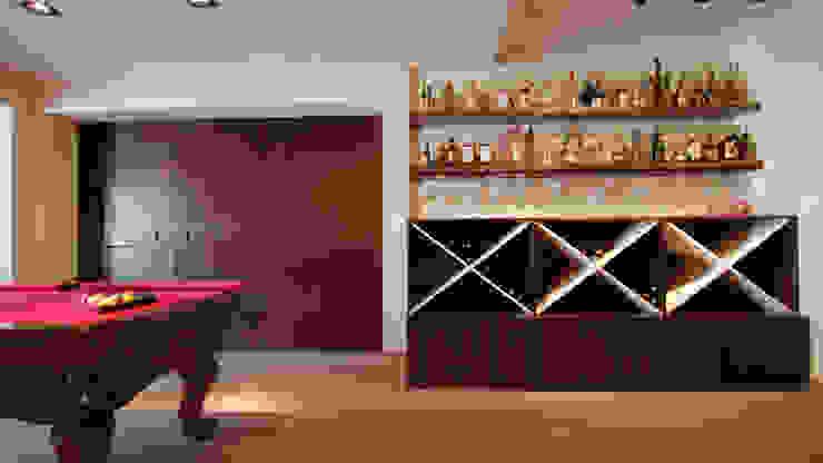 Bilbaoo Residencial : Cavas de estilo  por Lo Interior,