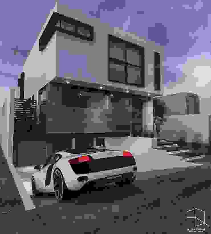 Proyecto Casa 27-G de Taller Forma ARquitectura