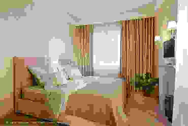 클래식스타일 침실 by Ольга Кулекина - New Interior 클래식