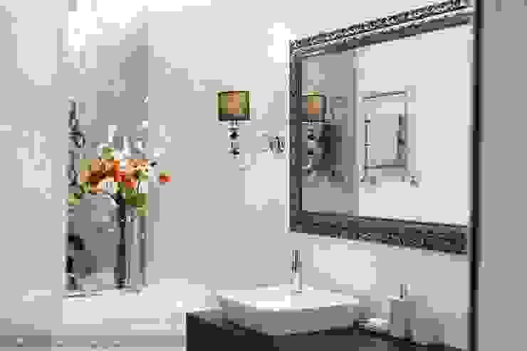 Baños modernos de Ольга Кулекина - New Interior Moderno