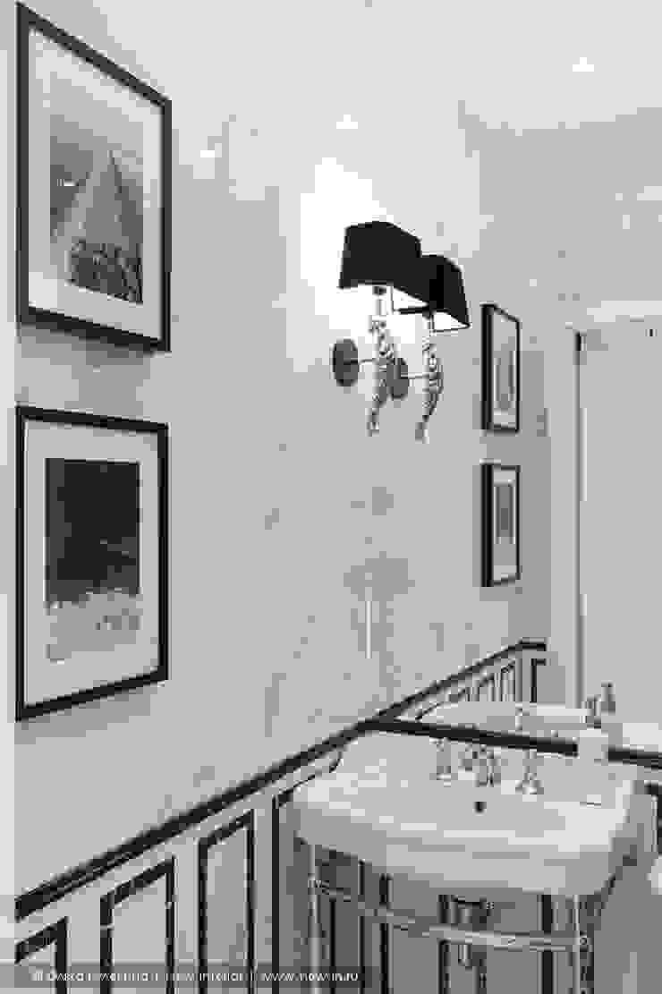 Ольга Кулекина - New Interior Classic style bathroom
