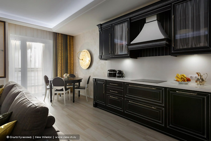 Ольга Кулекина - New Interior Kitchen
