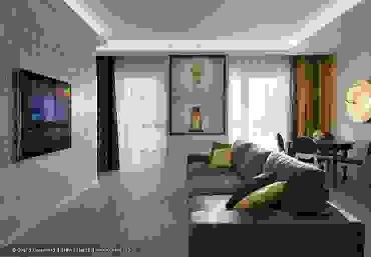 Ольга Кулекина - New Interior Living room