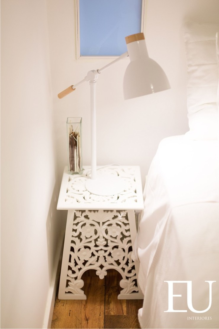 Dormitorios de estilo moderno de EU INTERIORES Moderno