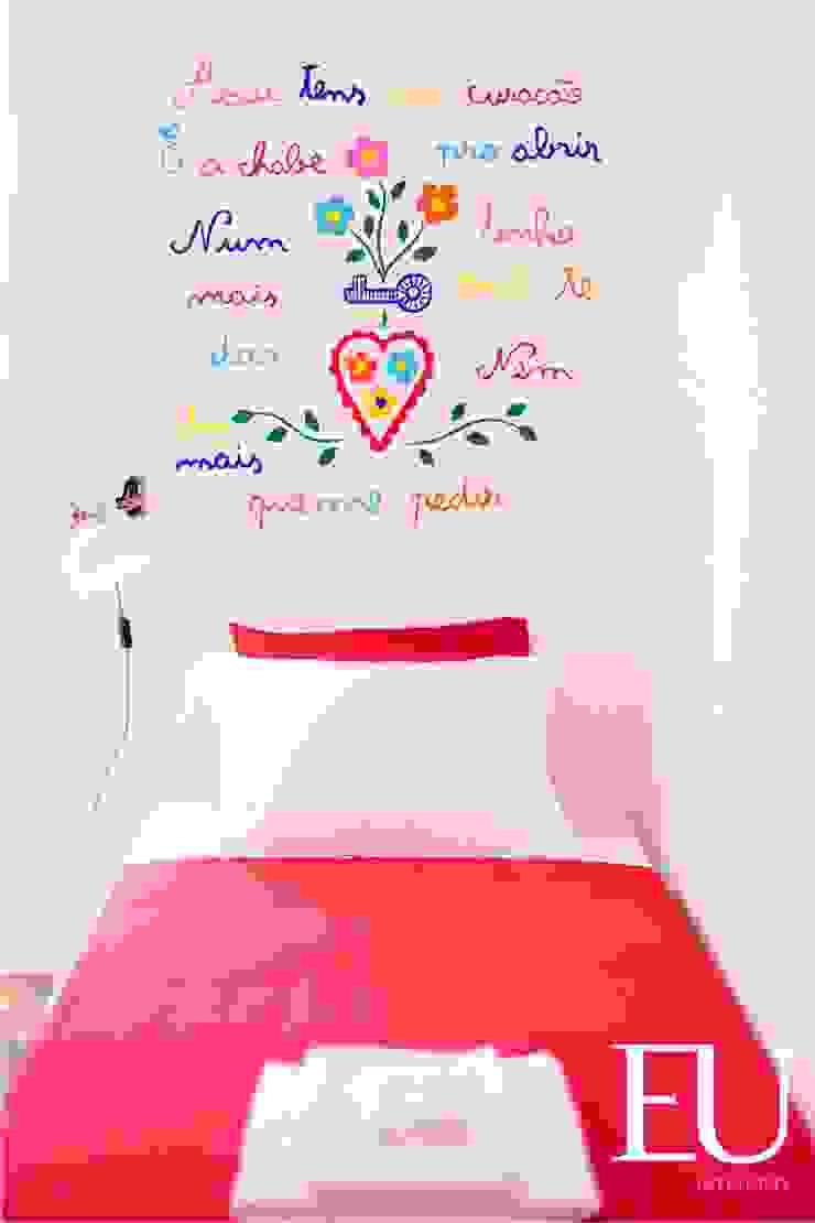 Dormitorios infantiles de estilo moderno de EU INTERIORES Moderno