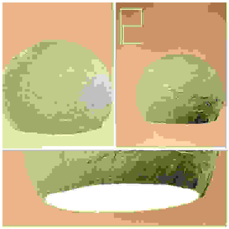 Plaster XL por Blue Art Factory Moderno Papel