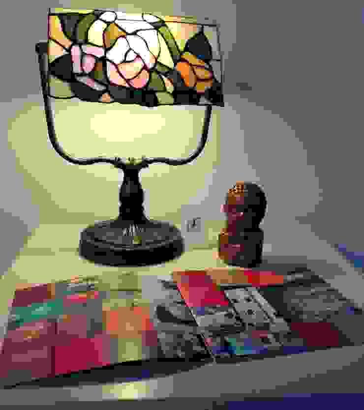 Angelo Luz + Diseño BedroomLighting Glass