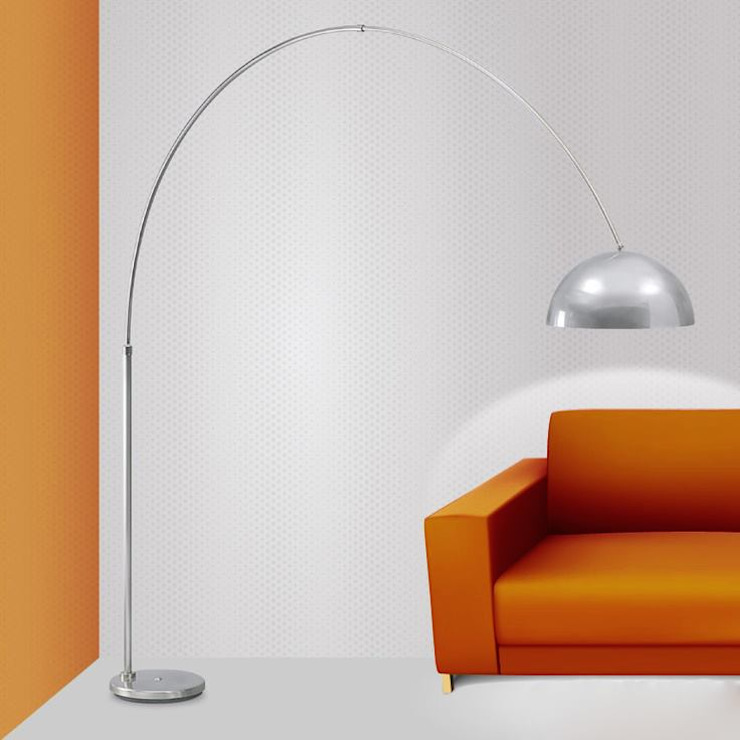 Angelo Luz + Diseño Living roomLighting Aluminium/Seng Grey