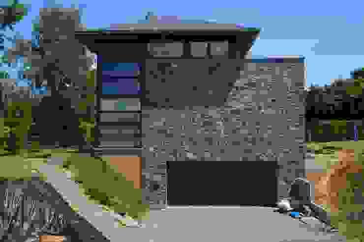 Nouvelle habitation à Marchovelette DELTA Architects Belgique Maisons modernes
