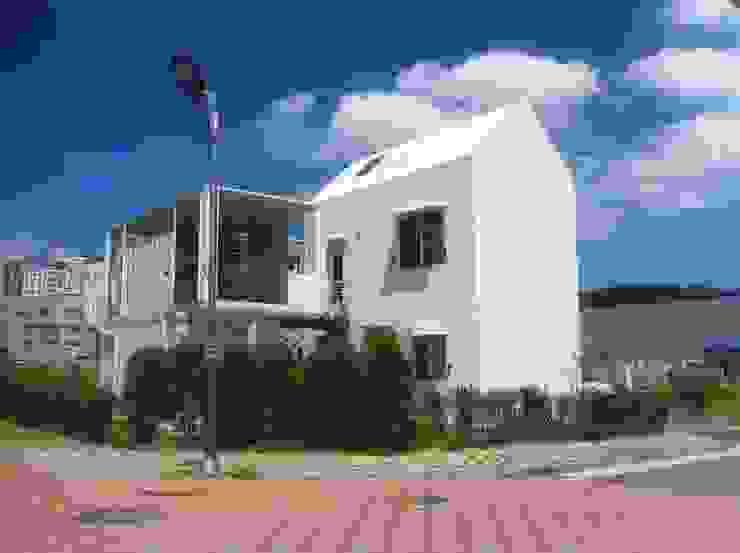 บ้านและที่อยู่อาศัย โดย AAPA건축사사무소, โมเดิร์น