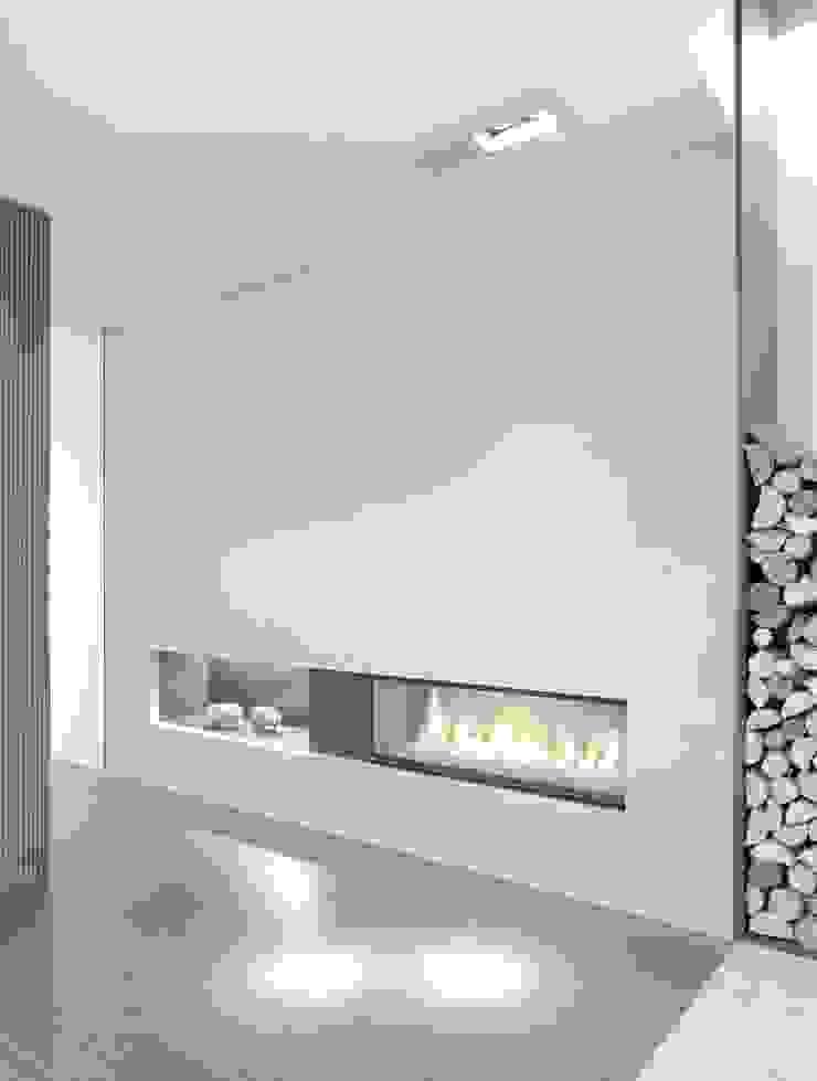 Salon moderne par Biojaq - Comércio e Distribuição de Recuperadores de Calor Lda Moderne