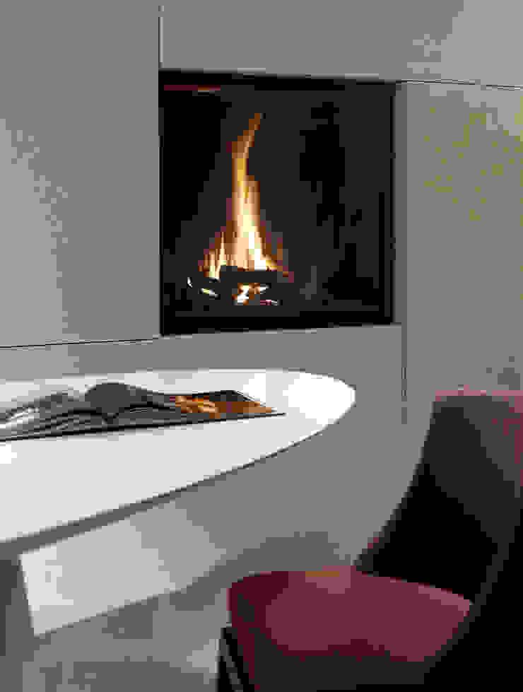 Modern living room by Biojaq - Comércio e Distribuição de Recuperadores de Calor Lda Modern