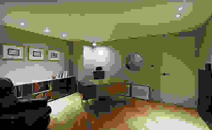 Estudios y oficinas modernos de Qua.D Moderno
