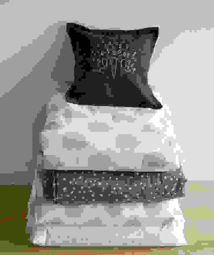 bla bla textiles Nursery/kid's roomBeds & cribs Cotton Grey