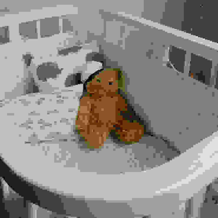 bla bla textiles Nursery/kid's roomBeds & cribs Limestone Grey