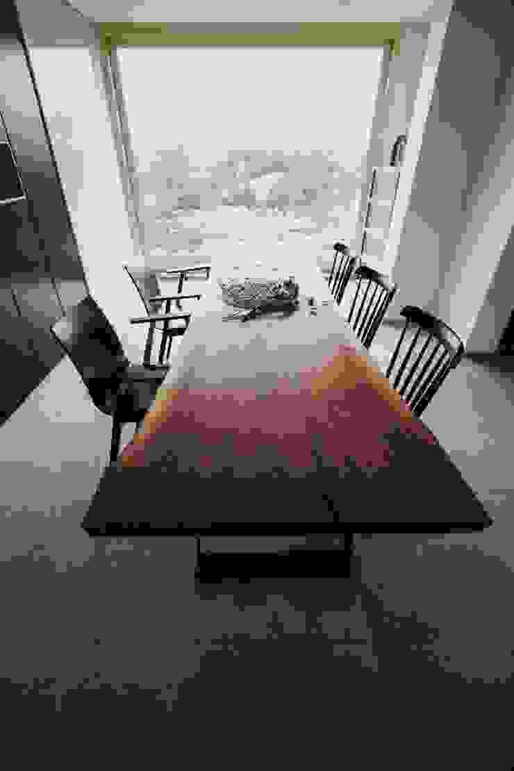 Modern Dining Room by 샐러드보울 디자인 스튜디오 Modern
