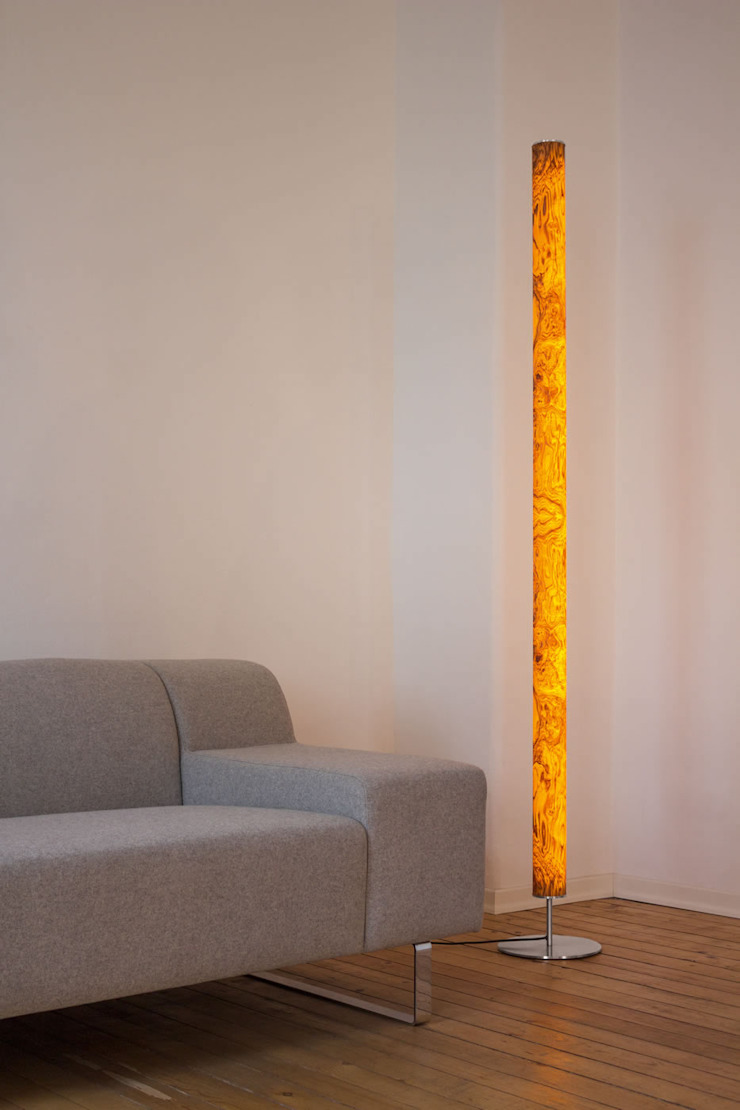 raum12 Dining roomLighting Amber/Gold