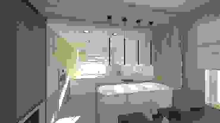 Kuchnia Nowoczesna kuchnia od Gil Architekci Nowoczesny