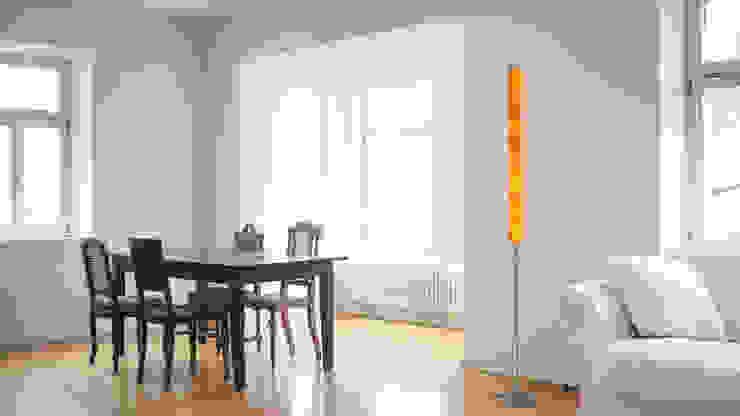 raum12 Living roomLighting Amber/Gold