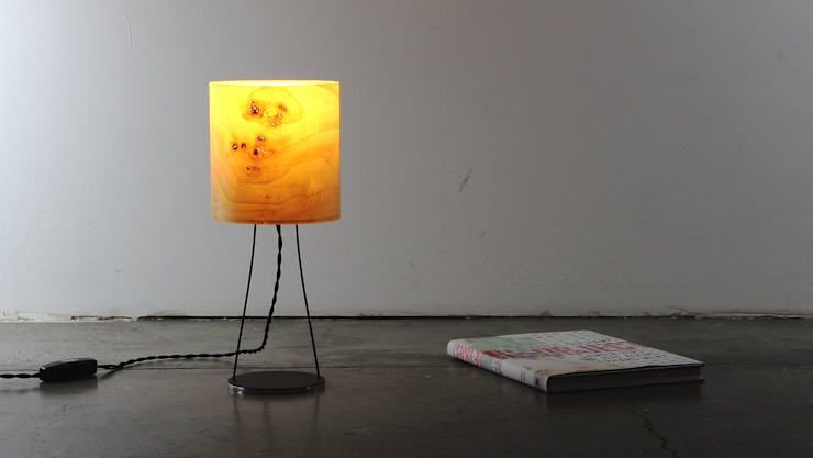 raum12 Living roomLighting Amber/Gold