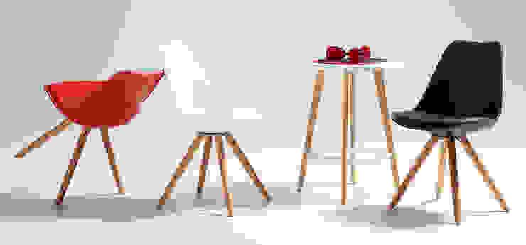 Cadeiras Chairs www.intense-mobiliario.com Ralf http://intense-mobiliario.com/product.php?id_product=2031 por Intense mobiliário e interiores; Moderno