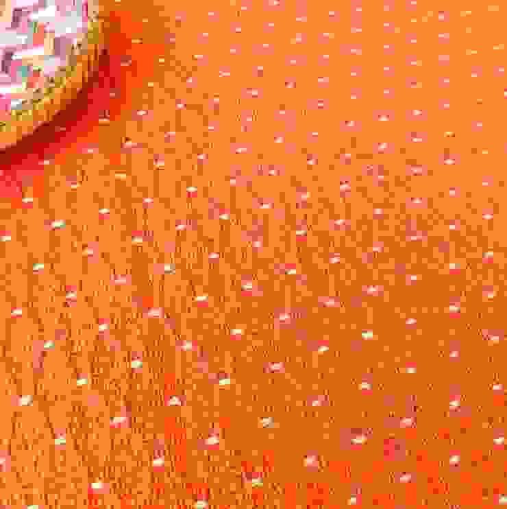 latiendawapa Camera da lettoAccessori & Decorazioni Cotone Arancio