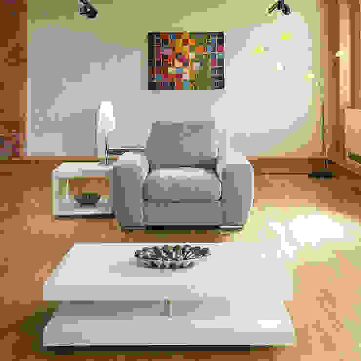 GRANDE 1S Quatropi ltd Moderne Wohnzimmer