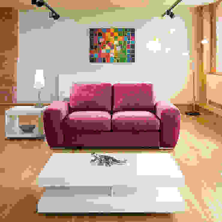 GRANDE 2S Quatropi ltd Moderne Wohnzimmer