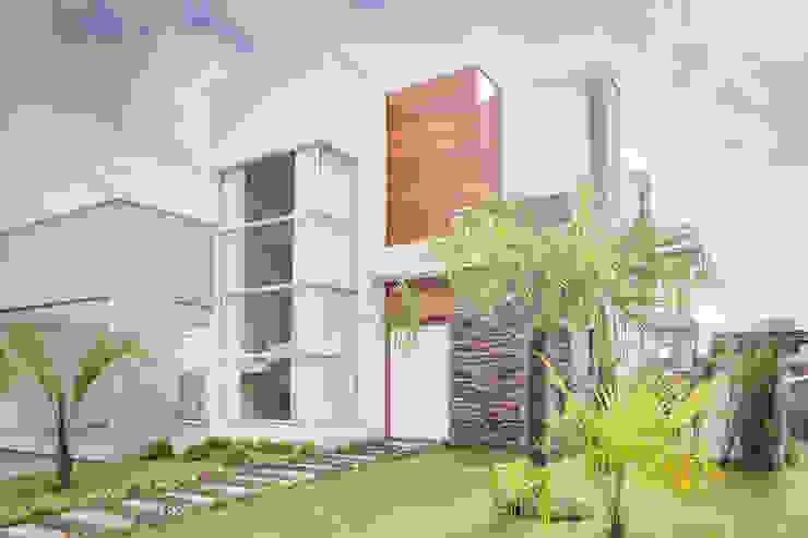 RJR Casas modernas por Angelica Pecego Arquitetura Moderno