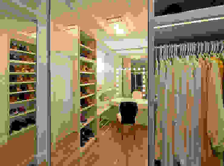 Dressing room by Espaço do Traço arquitetura,