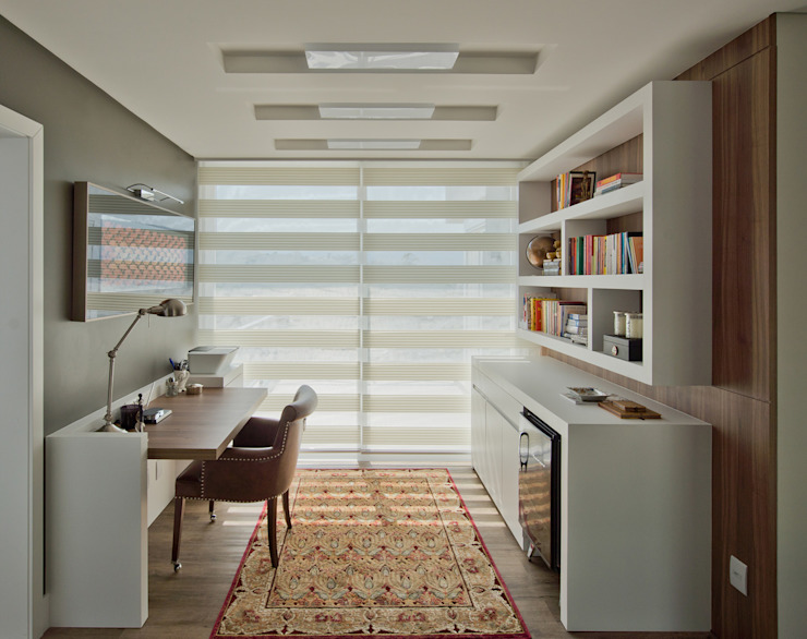 Espaço do Traço arquitetura Estudios y despachos de estilo moderno