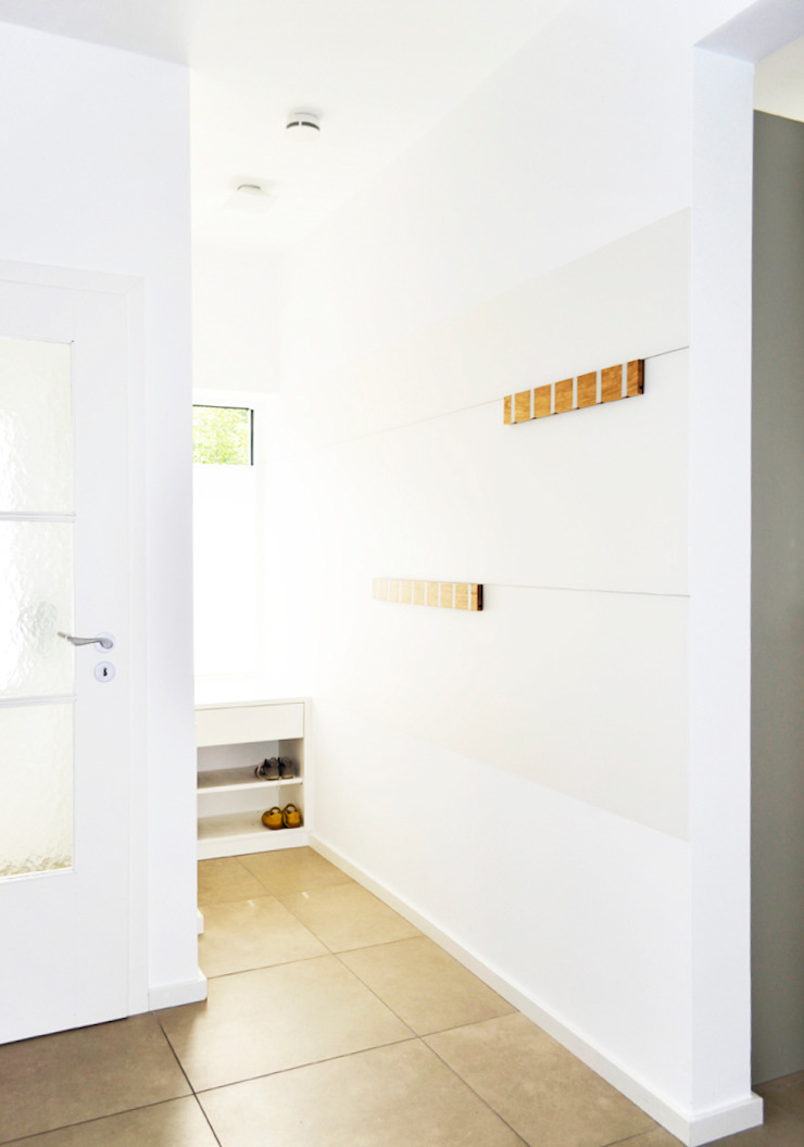 HONEYandSPICE innenarchitektur + design Koridor & Tangga Modern