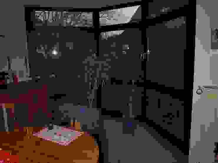 Essbereich vorher von Raumpraesenz-Homestaging Landhaus