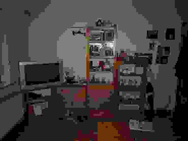 Wohnzimmer vorher von Raumpraesenz-Homestaging Landhaus