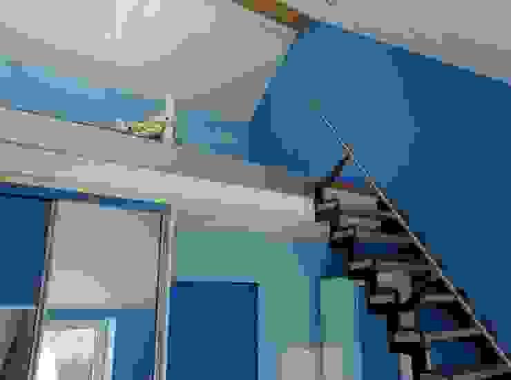 Maison passive à Durnal Chambre d'enfant moderne par Bureau d'Architectes Desmedt Purnelle Moderne