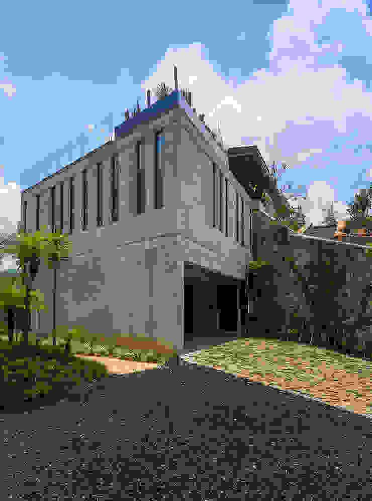CASA RR BURO ARQUITECTURA Casas modernas