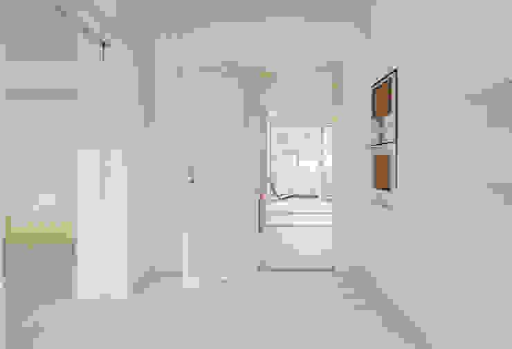 UMBAU UND RENOVATION MEHRFAMILIENHAUS IN BASEL Moderne Küchen von Forsberg Architekten AG Modern