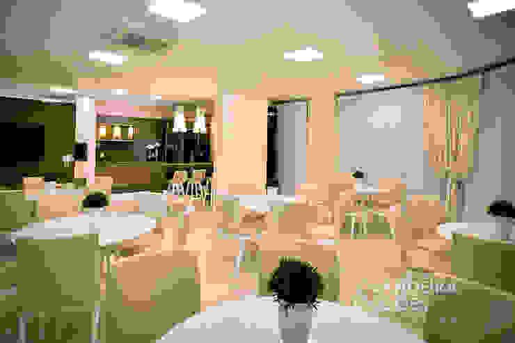 Modern living room by Landeira & Goes Arquitetura Modern