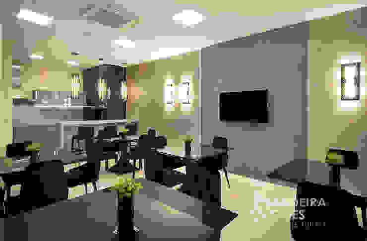 by Landeira & Goes Arquitetura Modern