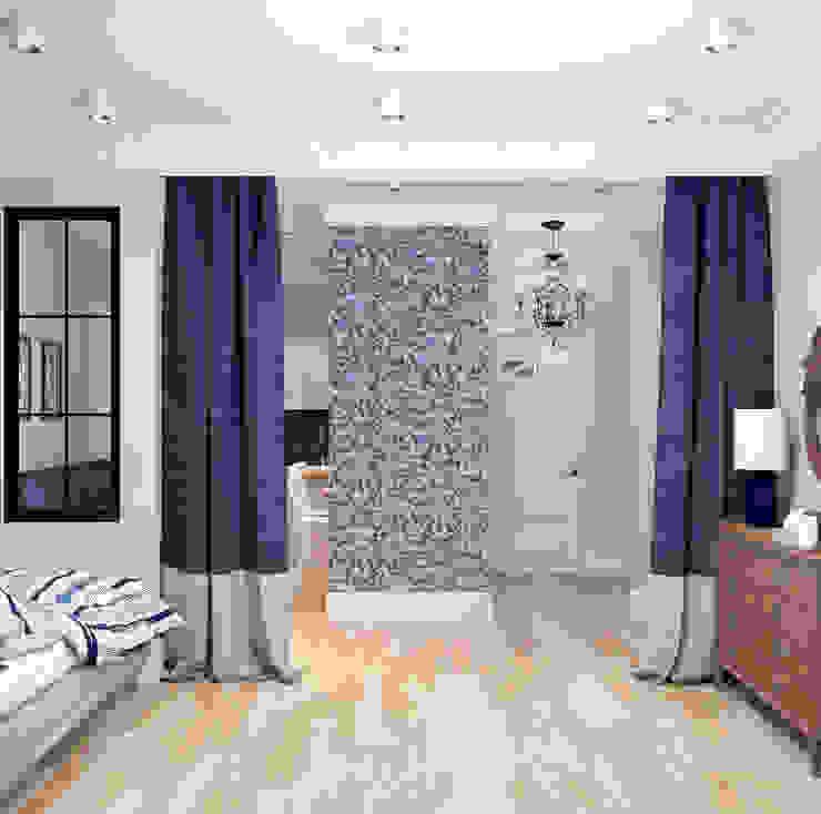 オリジナルスタイルの 寝室 の Marina Sarkisyan オリジナル
