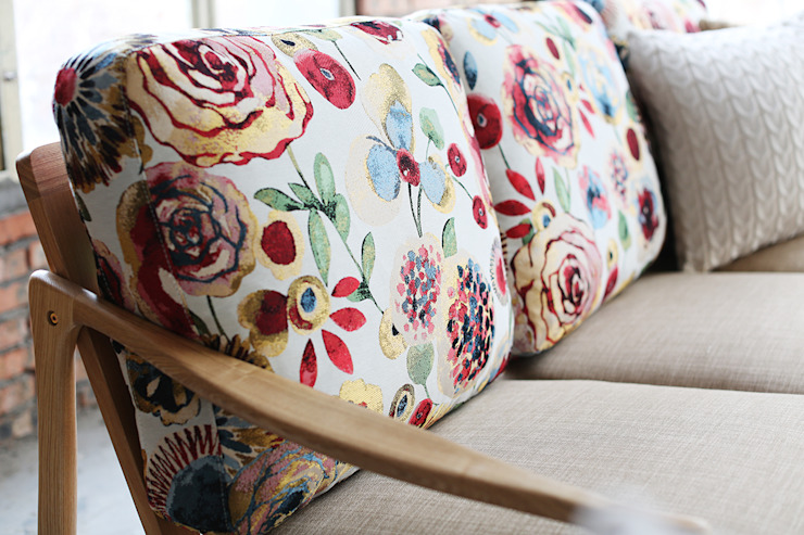 STYLE-K Living roomSofas & armchairs Kayu Multicolored